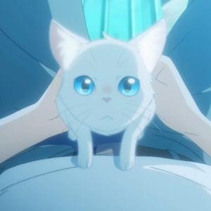 愛猫家・花江夏樹もメロメロ?! 猫の「太郎」にご注目 Netflixアニメ映画『泣きたい私は猫をかぶる』
