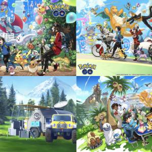 「Pokémon GO」がバーチャル背景を無料配布!ポケモンやウィロー博士たちと一緒にオンライン会議を楽しもう!