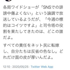 乙武洋匡さん「すべての責任をネット民に転嫁し、自分たちは反省の色なし」SNSでの誹謗中傷を扱うワイドショーに苦言