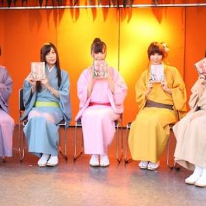 場内満場! 『じょしらく』BD/DVD第一巻発売日花やしきイベントレポート