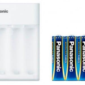 パナソニック、乾電池式モバイルバッテリー「BH-BZ40K」を発表