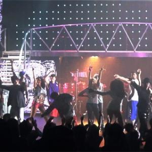 マイケルジャクソンの名曲をライブで!『THRILLER Live』開催!!