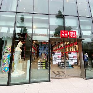 ユニクロ原宿店がオープン! 先行販売アイテムや世界初の売り場をチェック