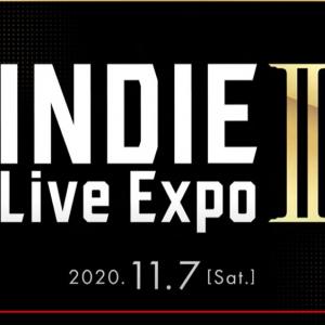 インディーゲーム情報発信番組「INDIE Live Expo」第2回は11月7日開催へ ゲーム情報のエントリーを開始