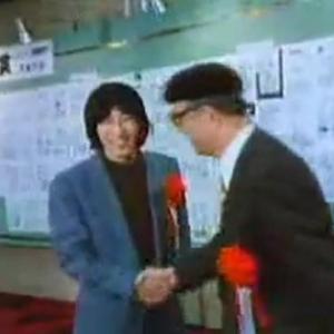 これは貴重! 手塚治虫とジョジョ作者の荒木飛呂彦の握手映像