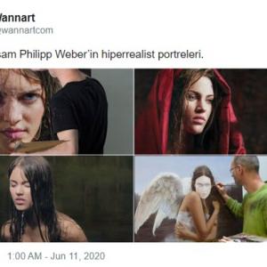 写真のように見えますが絵なんです 「ハイパーリアリズム」を追い求めるドイツ人アーティスト