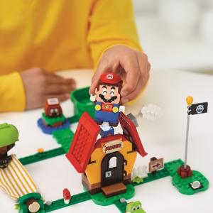 「レゴ スーパーマリオ」は8月1日発売 日本では3セットが7月10日に先行発売