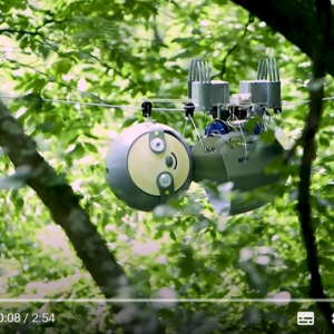 ナマケモノがモデルのロボット「SlothBot」の実証実験をジョージア工科大学が開始