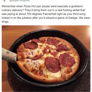 90年代に子ども時代を過ごした人々がピザハットの思い出話で盛り上がる 「誕生日パーティーは必ずピザハットだったよ!」