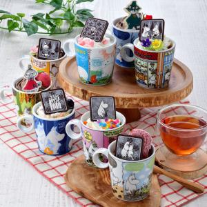 持ち帰りOKのマグカップ付デザートがお得で嬉しい!「ムーミンカフェ 東京スカイツリータウン・ソラマチ店」グランドオープンでピンズ配布も
