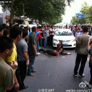 中国の反日デモ起こした中国人が死刑の可能性 犯行の一部始終動画に撮られていた