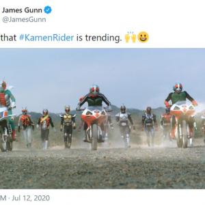 「#KamenRider」がアメリカのTwitterトレンドに 英語字幕付き『仮面ライダー平成ジェネレーションズ FOREVER』の配信開始が関係か!?