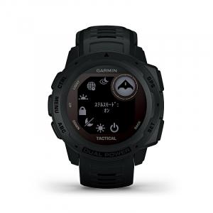 GPS追跡を切るステルスモードやナイトビジョン機能を持つ「TACTICAL EDITION」がアツい Garminのソーラー充電機能搭載GPSウォッチ「INSTINCT DUAL POWER」シリーズ