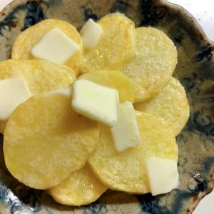 ほくほくもカリカリも程よく味わえる「じゃがバター」の作り方とは? レシピが話題に「これ、絶対美味しいやつですね」