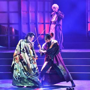 「十分換気した劇場でご覧いただく」舞台『死神遣いの事件帖』開幕!激しく華麗な殺陣で侠客と死神が舞う
