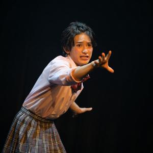 橋本祥平が女子高生姿で汗だくに!演劇配信『ひとりしばい』vol.4青春喜悲劇『いまさらキスシーン』実施
