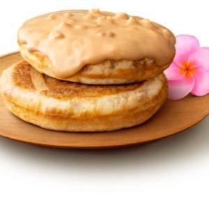 とろ~り甘いパンケーキも新登場!マクドナルドの「マックでどこでもハワイ!!」