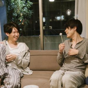 成田凌が大倉忠義に耳かきをおねだり!映画『窮鼠はチーズの夢を見る』本編映像解禁