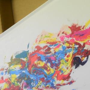 嵐シングル「カイト」FC限定盤はアート作品!大野智の作品展を一足先に体感