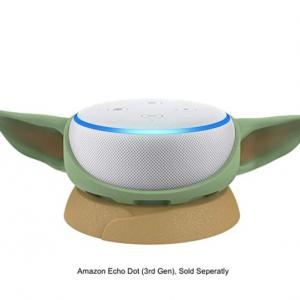 Amazon Echo Dot(第3世代)用のベビーヨーダスタンド