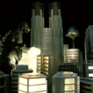 息子に頼まれ機械設計師が3Dプリンターで「都庁」を作ってみた結果→驚き再現度の1/800ジオラマ完成