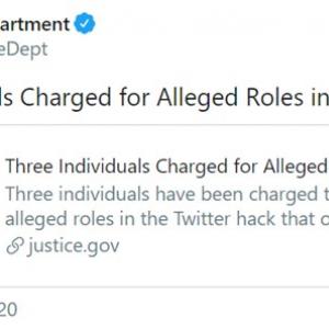 著名人のTwitterアカウントを乗っ取ってのビットコイン詐欺事件 主犯格はフロリダ州在住の17才少年