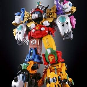ディズニーのキャラクターたちが合体ロボになっちゃった!? 『超合金 超合体キングロボ ミッキー&フレンズ』が『TAMASHII NATION2012』でお披露目!