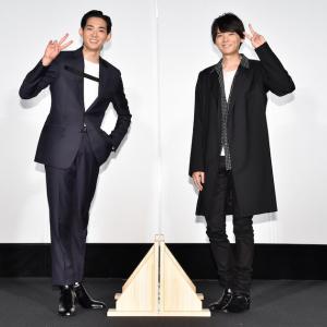 古川雄輝×竜星涼 幻想的なキスシーンに「男性ながらドキドキしました」純愛BL映画『リスタートはただいまのあとで』舞台挨拶レポ