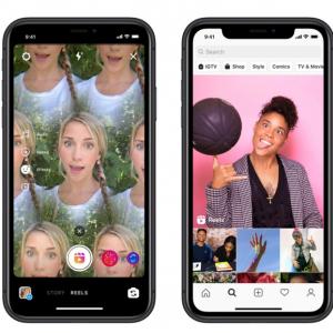 Instagramが最大15秒の動画を配信できる新機能「Reels」を公開