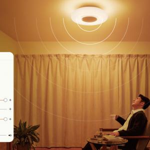 Bluetoothスピーカー・スマートリモコン・見守り機能を搭載したソニーネットワークコミュニケーションズの「マルチファンクションライト MFL-2000S」を+Styleが販売開始