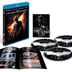 『ダークナイト ライジング』のブルーレイ&DVDが12月5日に発売決定 初回特典はブルーレイ&DVDのセット