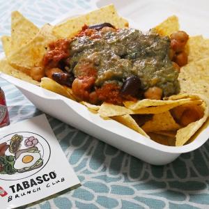 都内10店舗で『TABASCO BRUNCH CLUB』開催中! 自由が丘『NEW NEW YORK CLUB』のヴィーガン向けナチョスに『タバスコ』かけて食べてみた