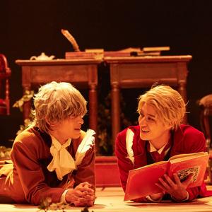 高崎翔太&橋本祥平がグリム童話を残酷な話へ戻す悪魔と闘う舞台「GRIMM」開幕!8月15日・16日公演は生配信も