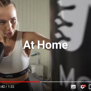 自宅でボクササイズ Indiegogoにスマートボクシンググローブ「Move It Swift」が登場