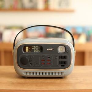 AUKEYが災害時やアウトドアで役立つポータブル電源「PowerStudio」の応援購入プロジェクトを公開