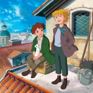 『ロミオの青い空』アニメ全33話YouTubeで期間限定配信!感動の友情物語を今振り返ろう