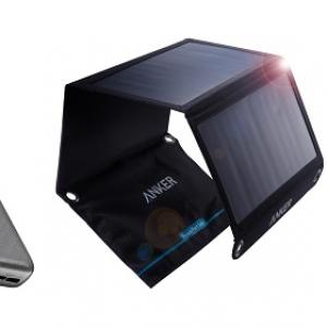 Ankerが防災の日に合わせてソーラーチャージャーや電源関連製品をセットにした災害対策セット「Anker PowerBag」の予約販売を開始