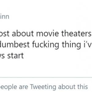 映画を気軽に観に行けなくなった今「映画館で耳にするアホな会話」が懐かしい