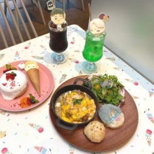 ユーリとサンリオのかわいすぎるメニューに大満足!「Yuri on Ice×Sanrio characters Cafe 2020 in 渋谷BOX CAFE」に行ってきた