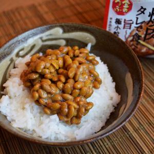 ご飯が進む進む進むーッ! 長州力のウェブCMも話題のミツカン「焼肉タレ納豆」「生姜焼タレ納豆」を実食!