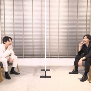 「映画館で耳で感じて欲しい」大倉忠義&成田凌『窮鼠はチーズの夢を見る』スペシャル対談映像公開