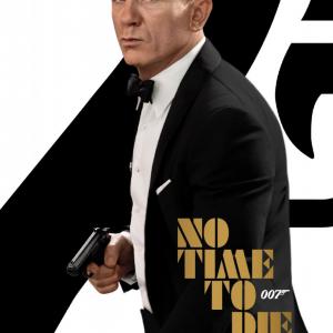 ダニエル・クレイグ最後のジェームズ・ボンド姿!有終の美飾る第一弾、オンラインポスターが素敵すぎる