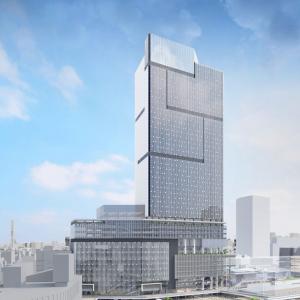 地上48階・地下5階・高さ約260mの超高層ビルが2029年度竣工予定 新宿駅西口地区開発計画の概要発表