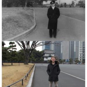 時の流れと共に変わる街並みもあれば変わらない街並みもある