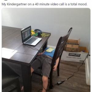 オンライン授業にありがちな子どもたちの光景 5選