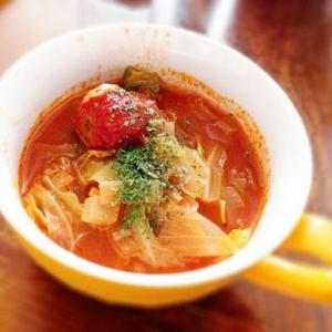 冬のダイエットを考える人のカロリーコントロールに! 簡単でヘルシーな野菜スープのレシピ