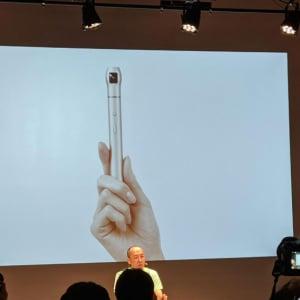 """リコー発のスタートアップ""""ベクノス""""がシンプルなペン型360°カメラ「IQUI」を発表 短尺動画に書き出して共有する用途を想定"""