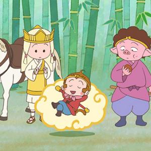 『ちびまる子ちゃん』大野君が桃太郎!?お母さんが猪八戒に!? 「まる子の昔ばなし」5週連続放送