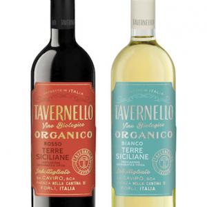 「タヴェルネッロ」からシチリア産ぶどう使用のオーガニックワインが登場!