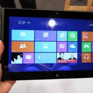 """いろいろと""""固く""""なった!? レノボから『ThinkPad Tablet2』が発表"""